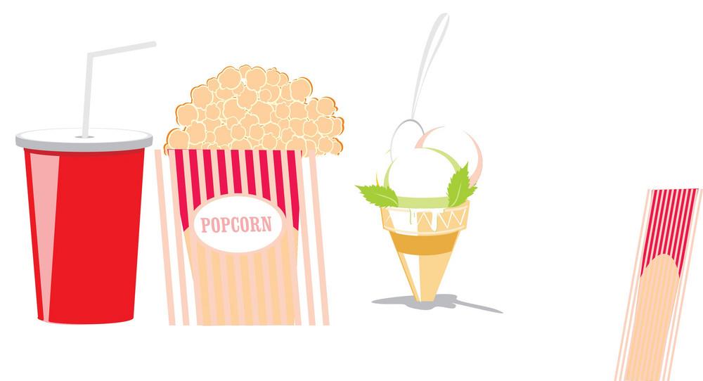 Popcorn Soda