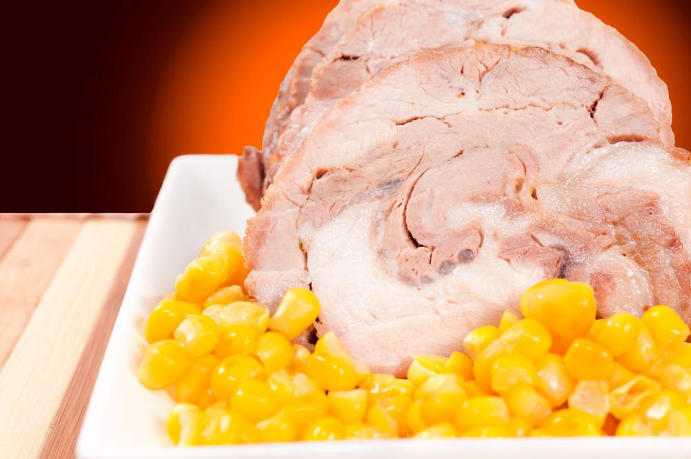 Pork And Corn