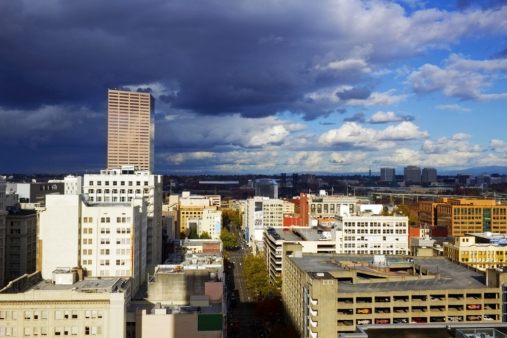 Portland Skylines