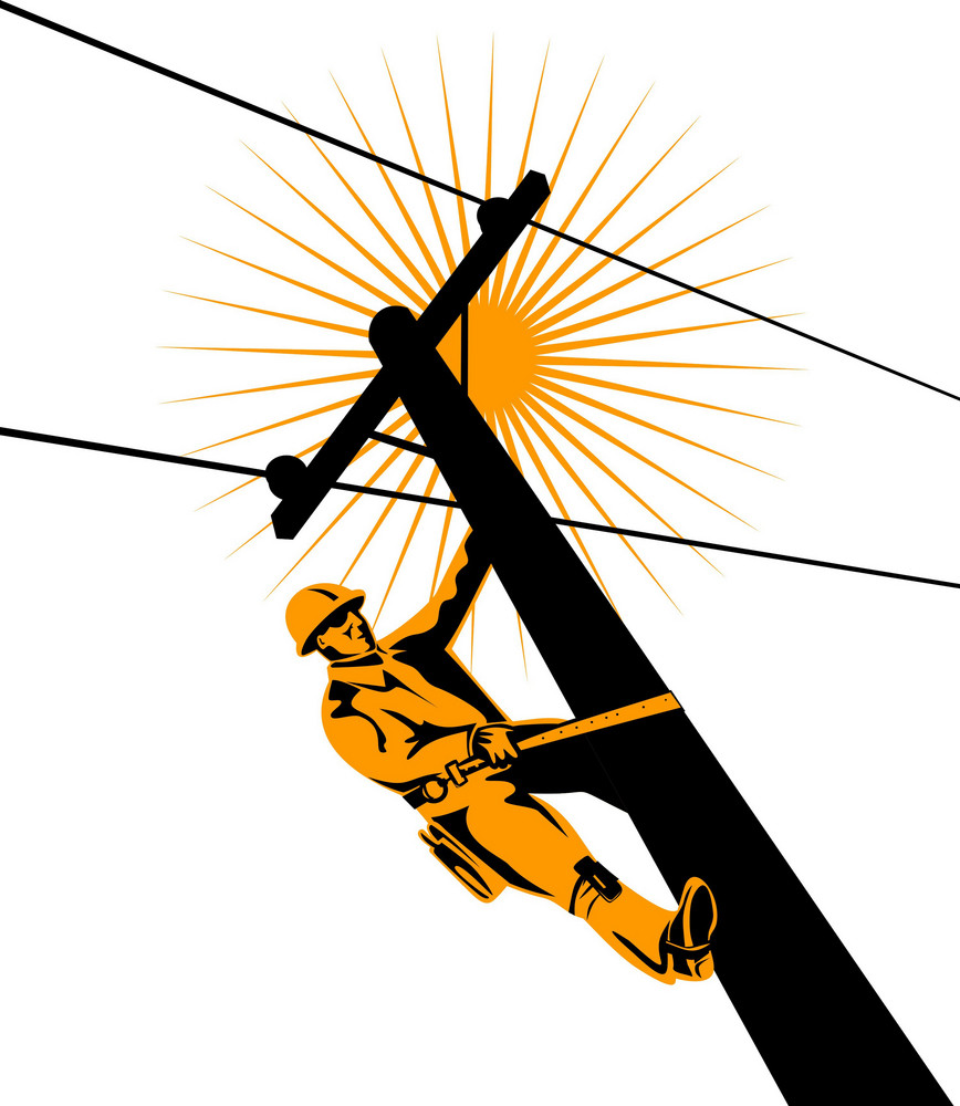 Power Lineman Electrician