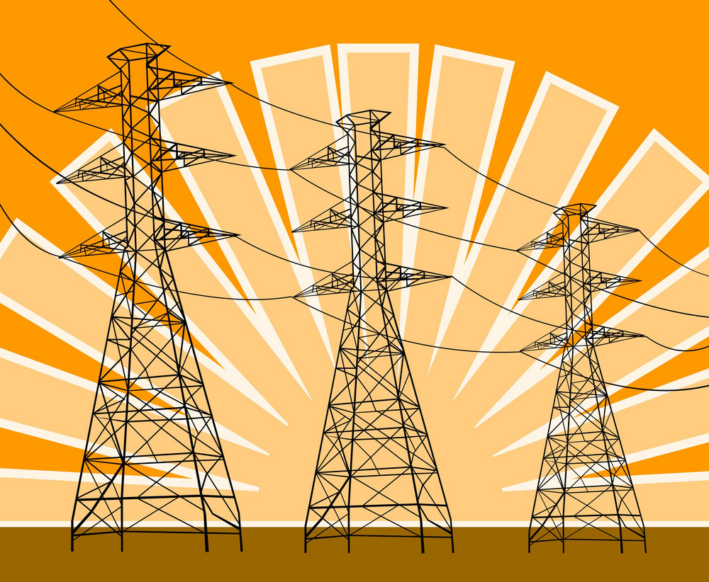 Powerline Pylons