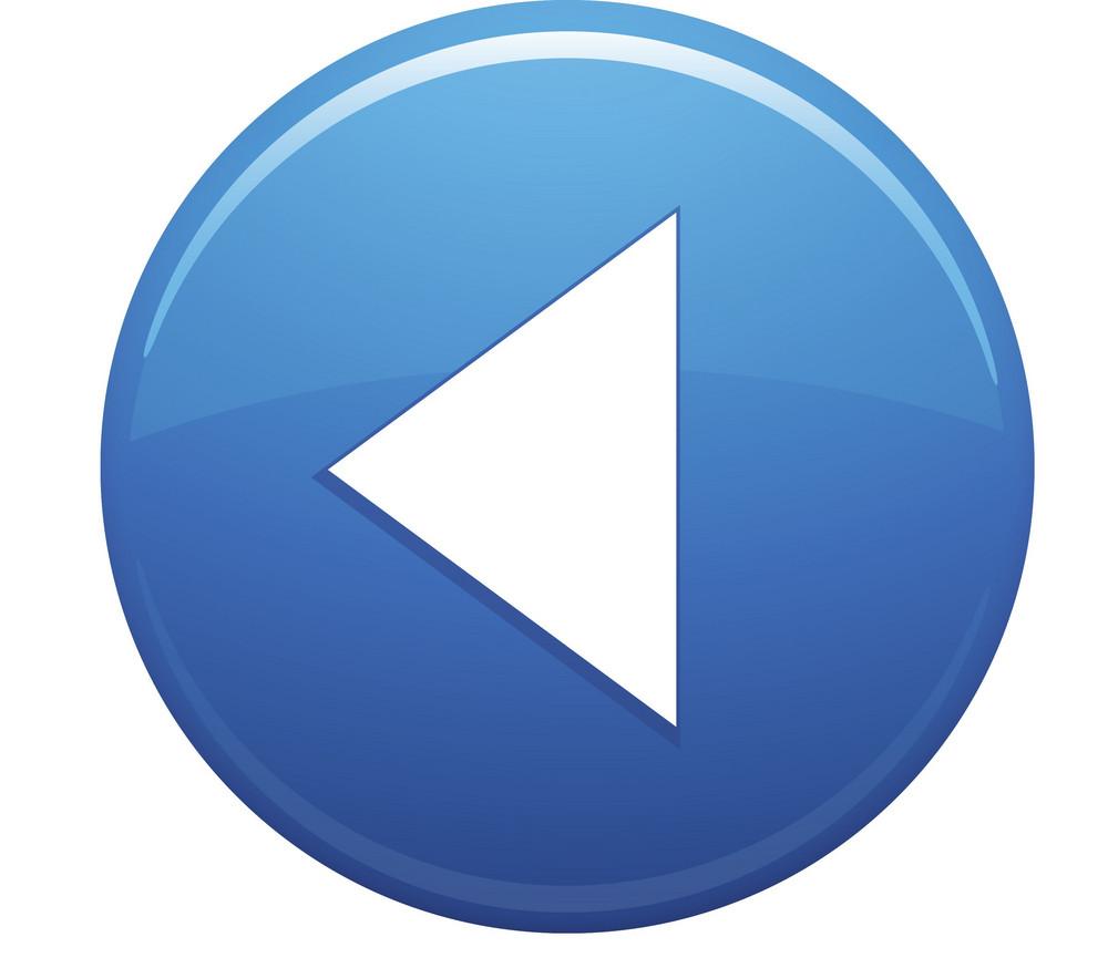 Previous Arrow Blue Circle