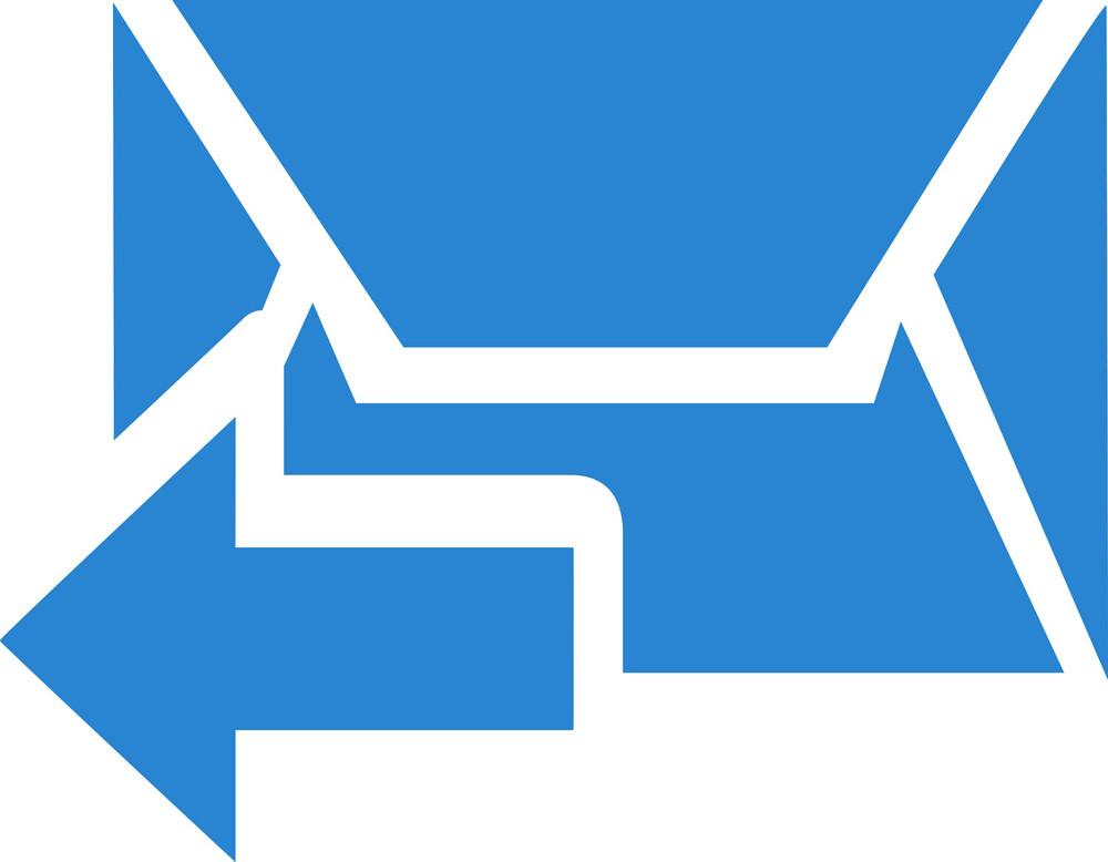 Previous Message Simplicity Icon