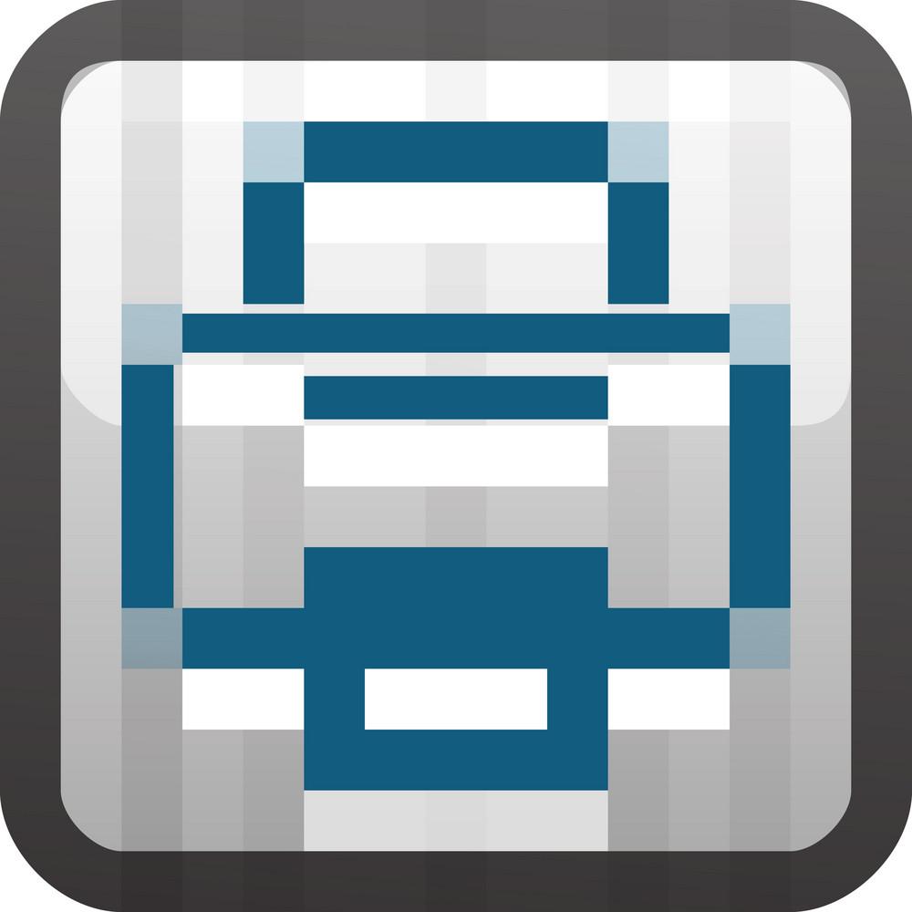 Printer Tiny App Icon