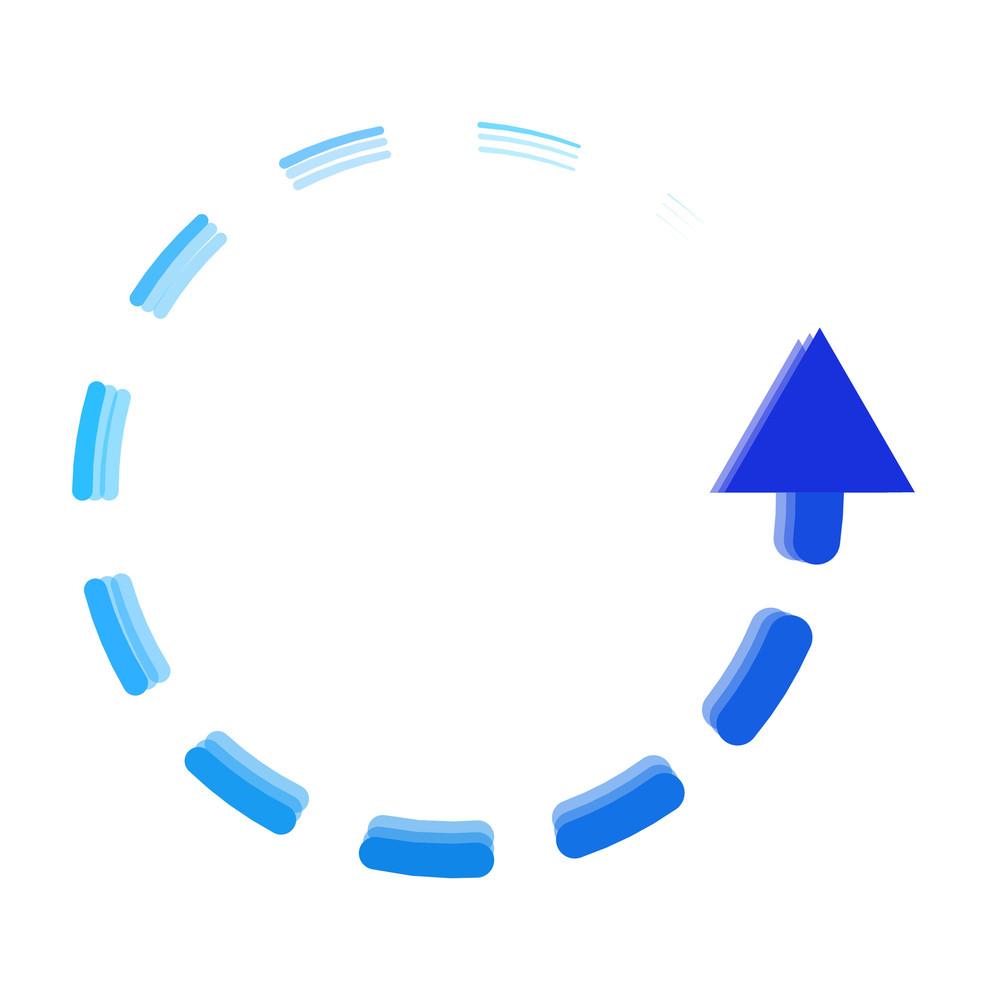 Process Arrow Element