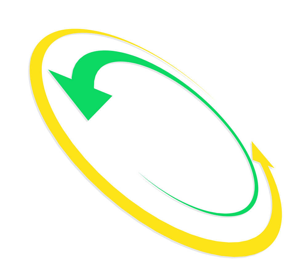 Process Icon Arrows