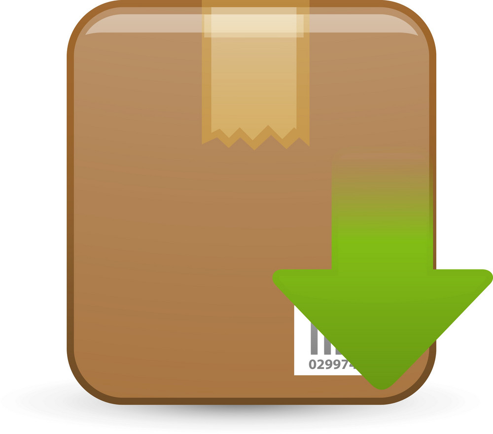 Product Download Lite Ecommerce Icon