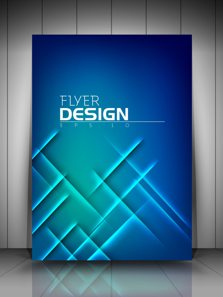 Professional Business Flyer Template   For Publishing