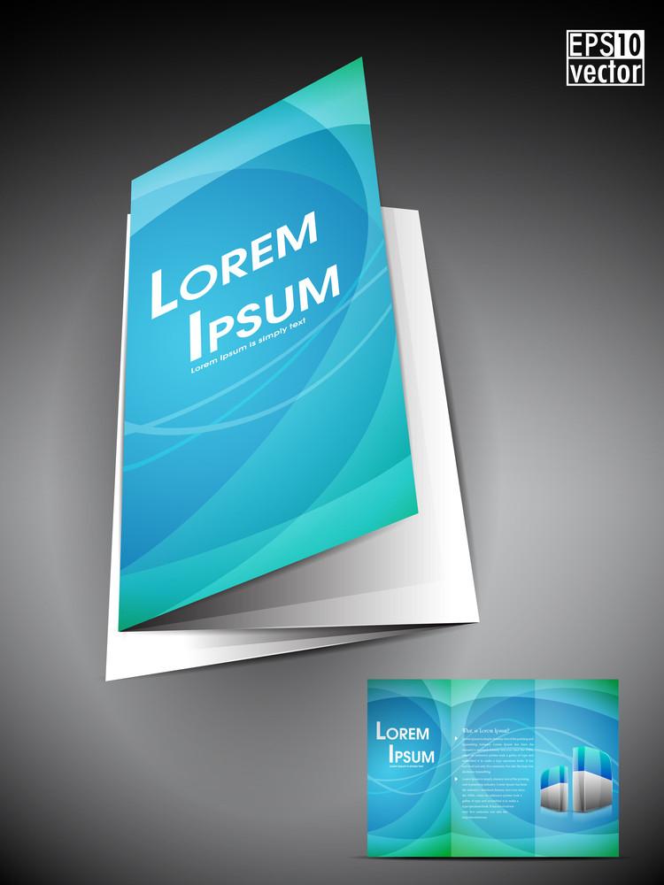 Professional Business  Tri Fold Brochure
