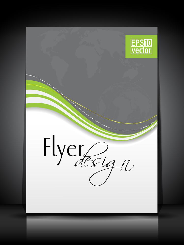 Professional Flyer Design Or Brochure.