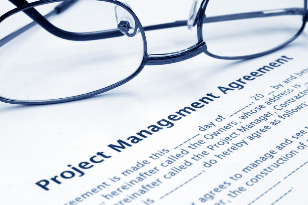 Project Manager Agreement Royalty Free Stock Image Storyblocks