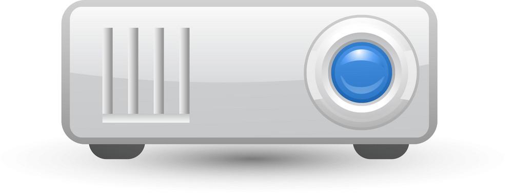 Projector Lite Media Icon
