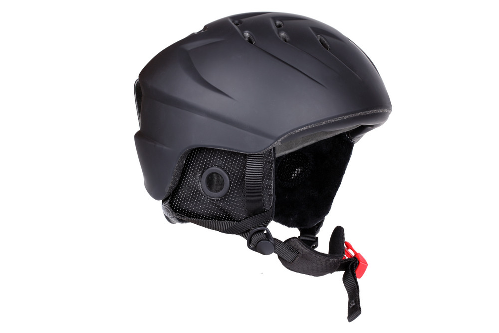 Protective Helmet For Ski Or Snowboard