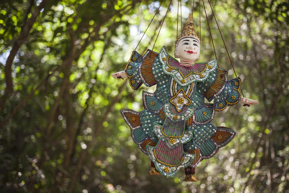 Puppet's Cambodia