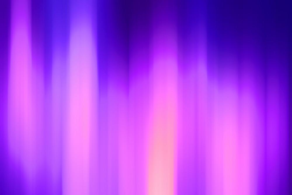 Purple Blurred Effect Backdrop