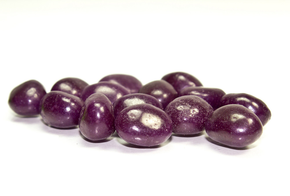 Purple Jelly Beans