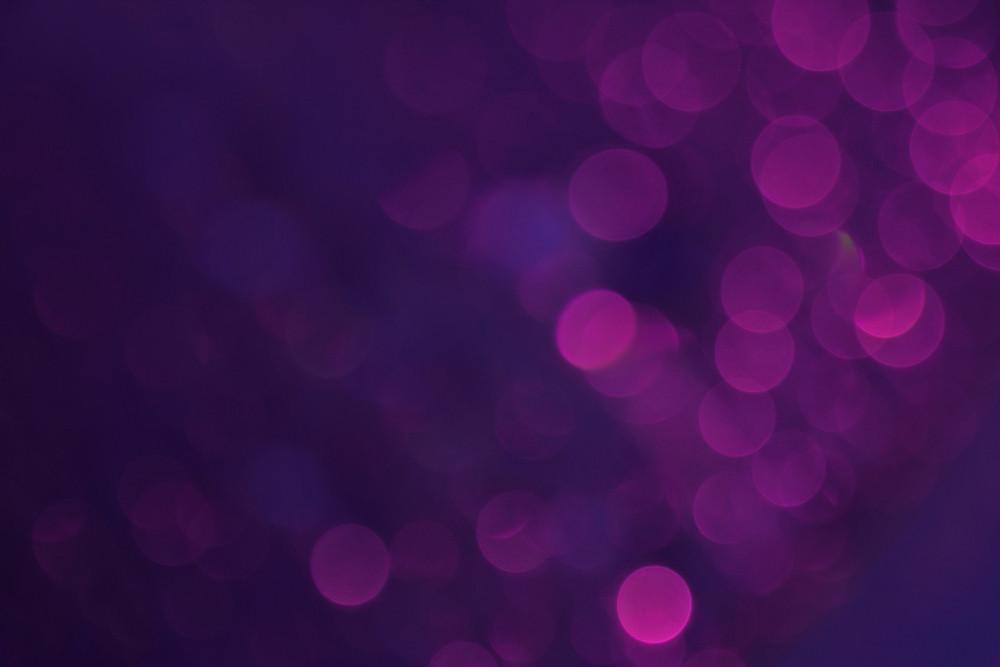 Purple Nature Bubbles