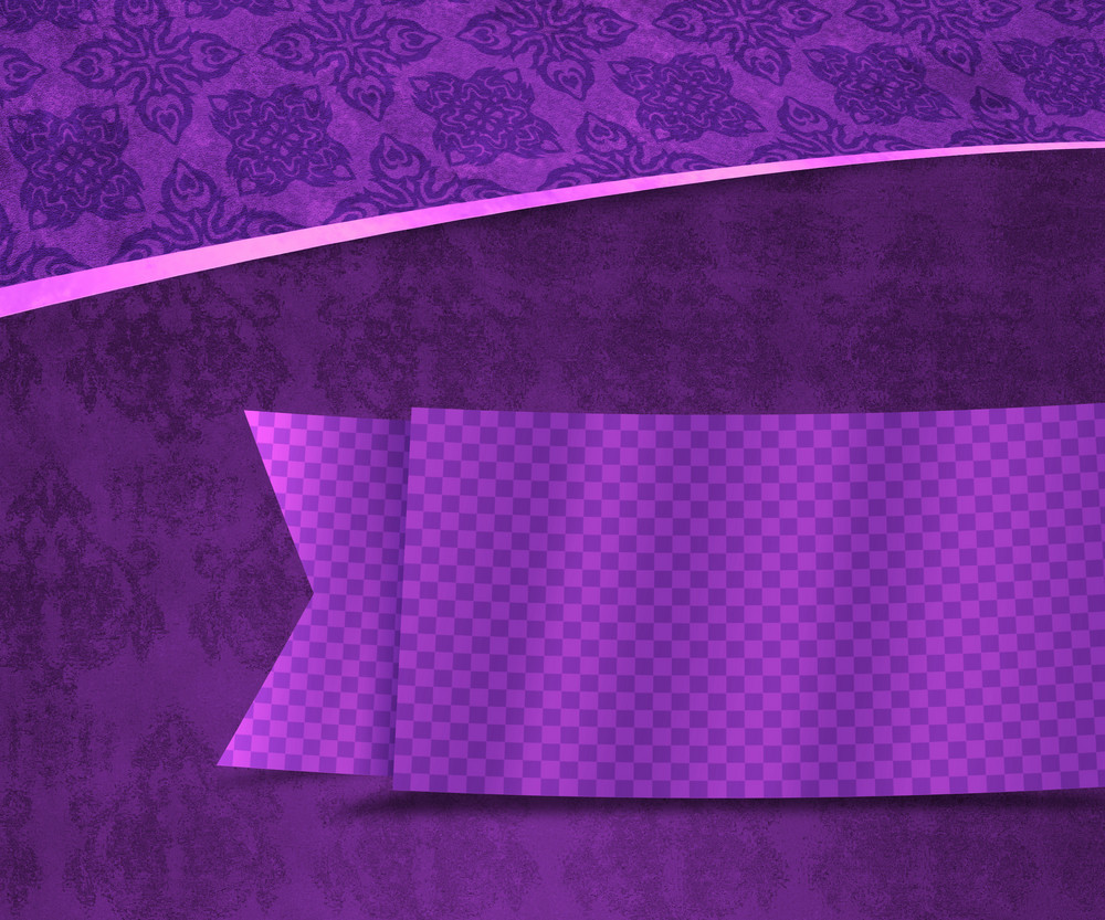 Purple Vintage Exclusive Background
