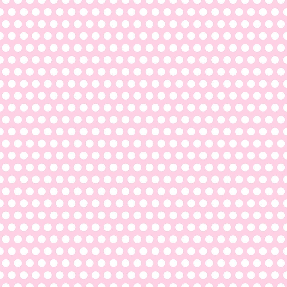 White Polka Dots Pattern On A Light Purple Background ...