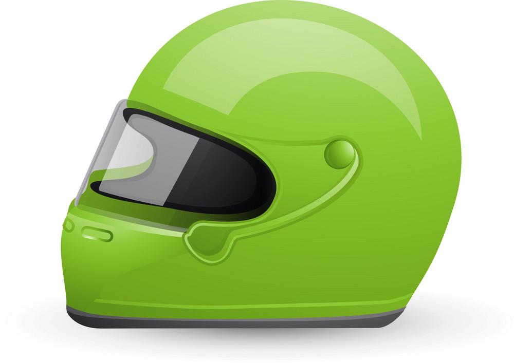 Racing Helmet Lite Sports Icon