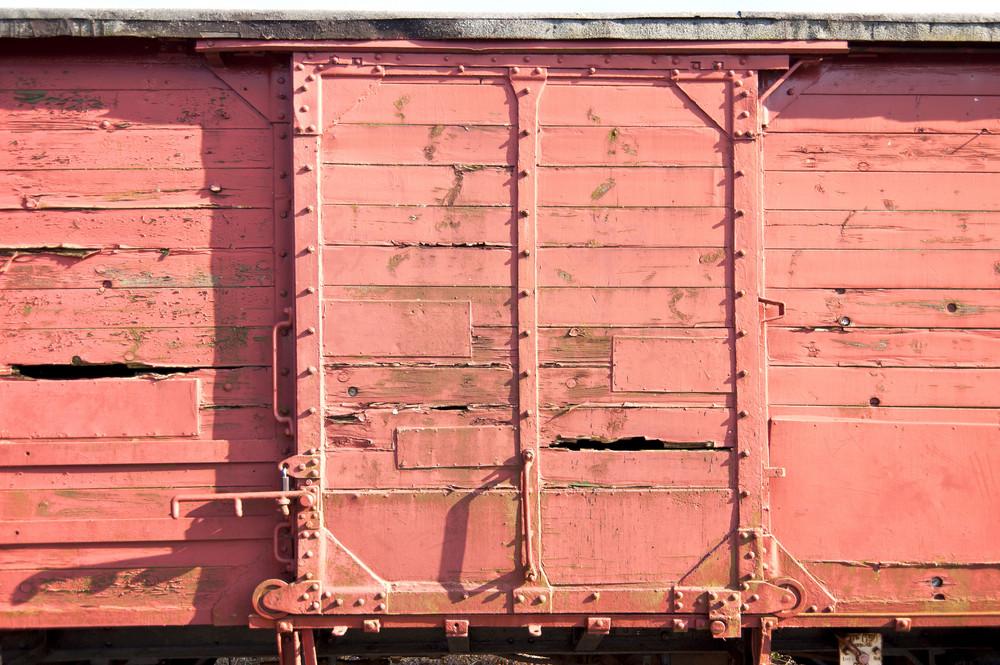 Railroad Wagon