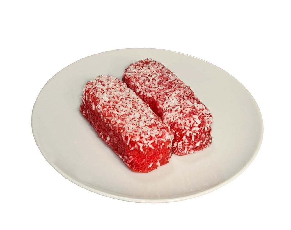 Raspberry Zingers Dessert Snacks