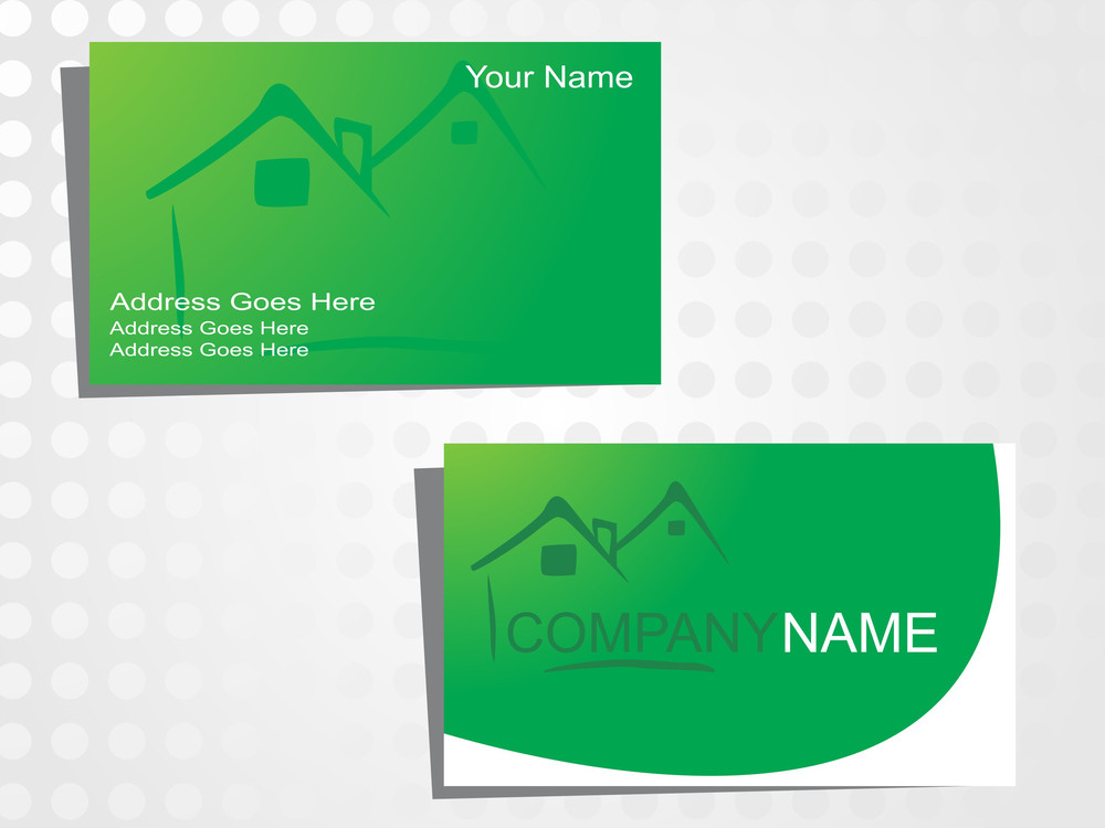 Real State Business Card With Logo_17