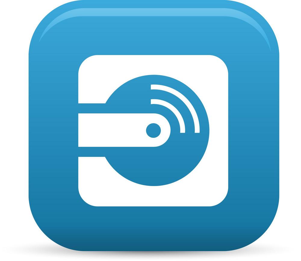 Record Player Elements Lite Icon