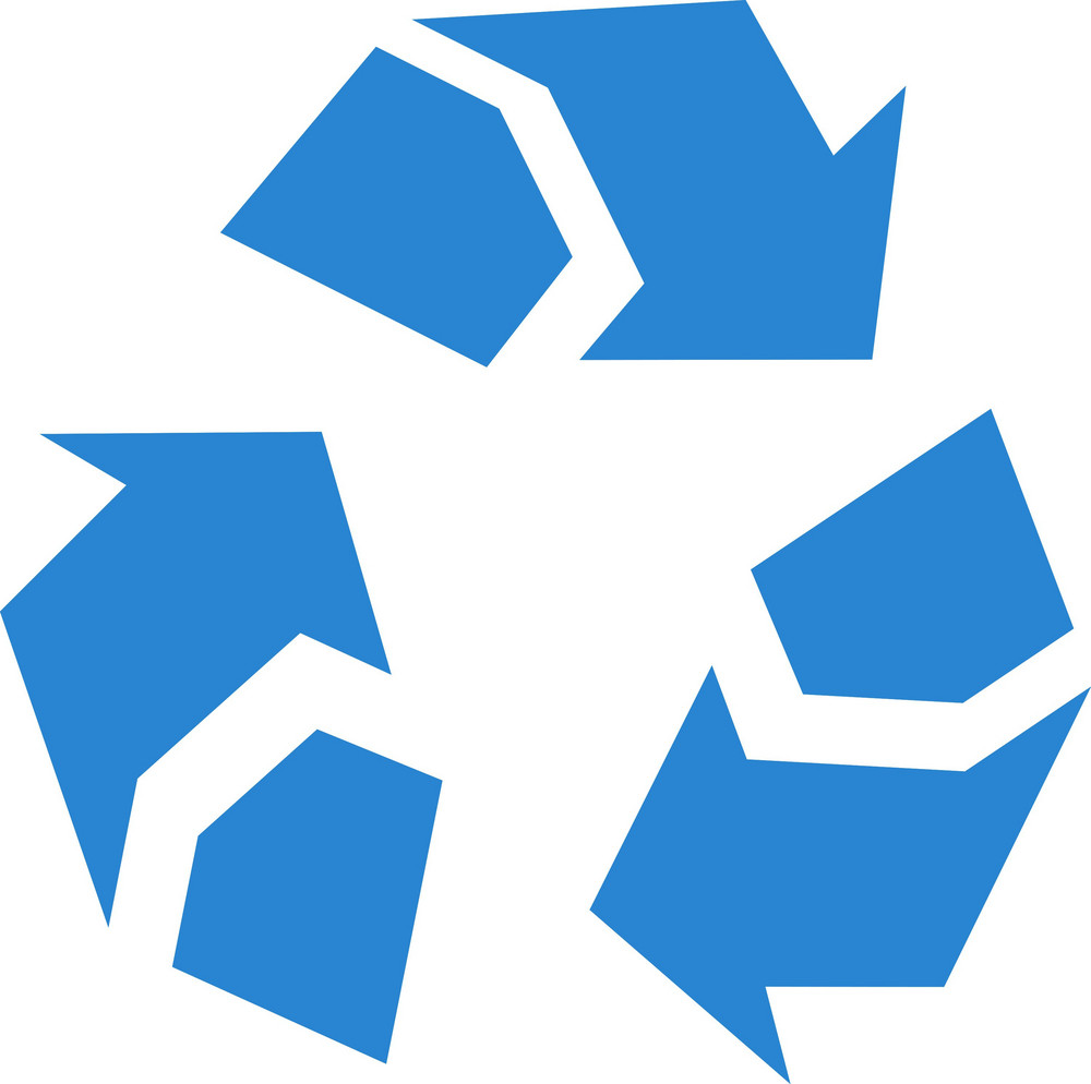 Recycle Simplicity Icon