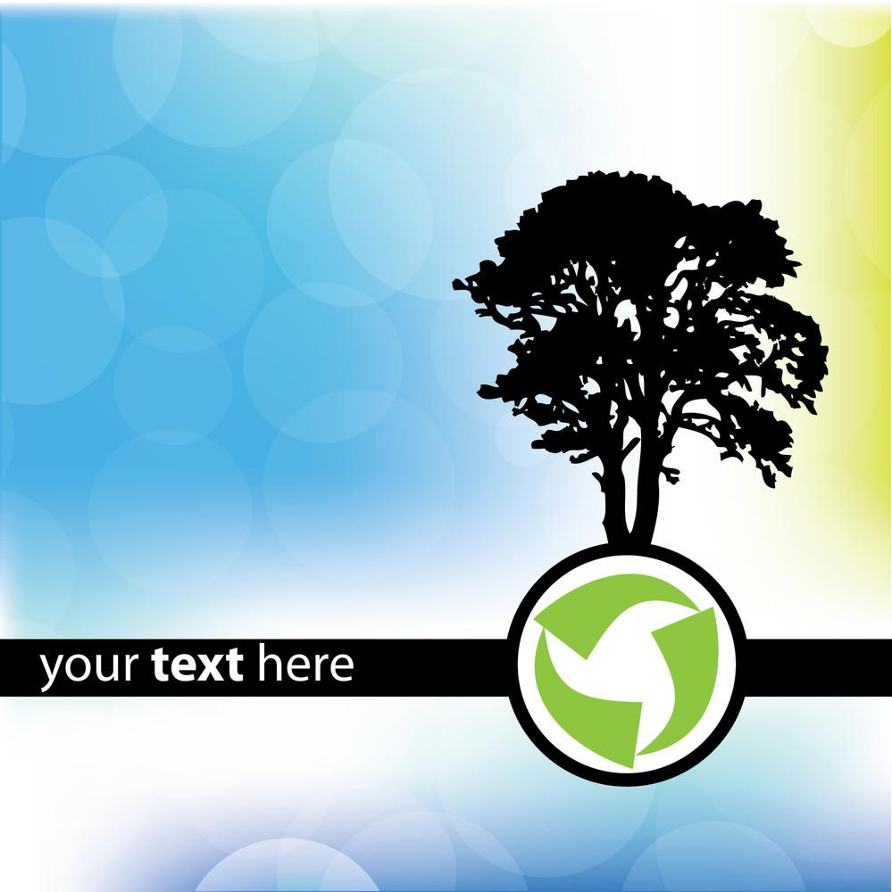 Recycle Tree Design
