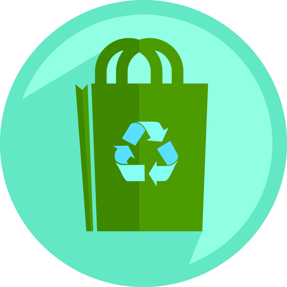 Recycling Shopping Bag