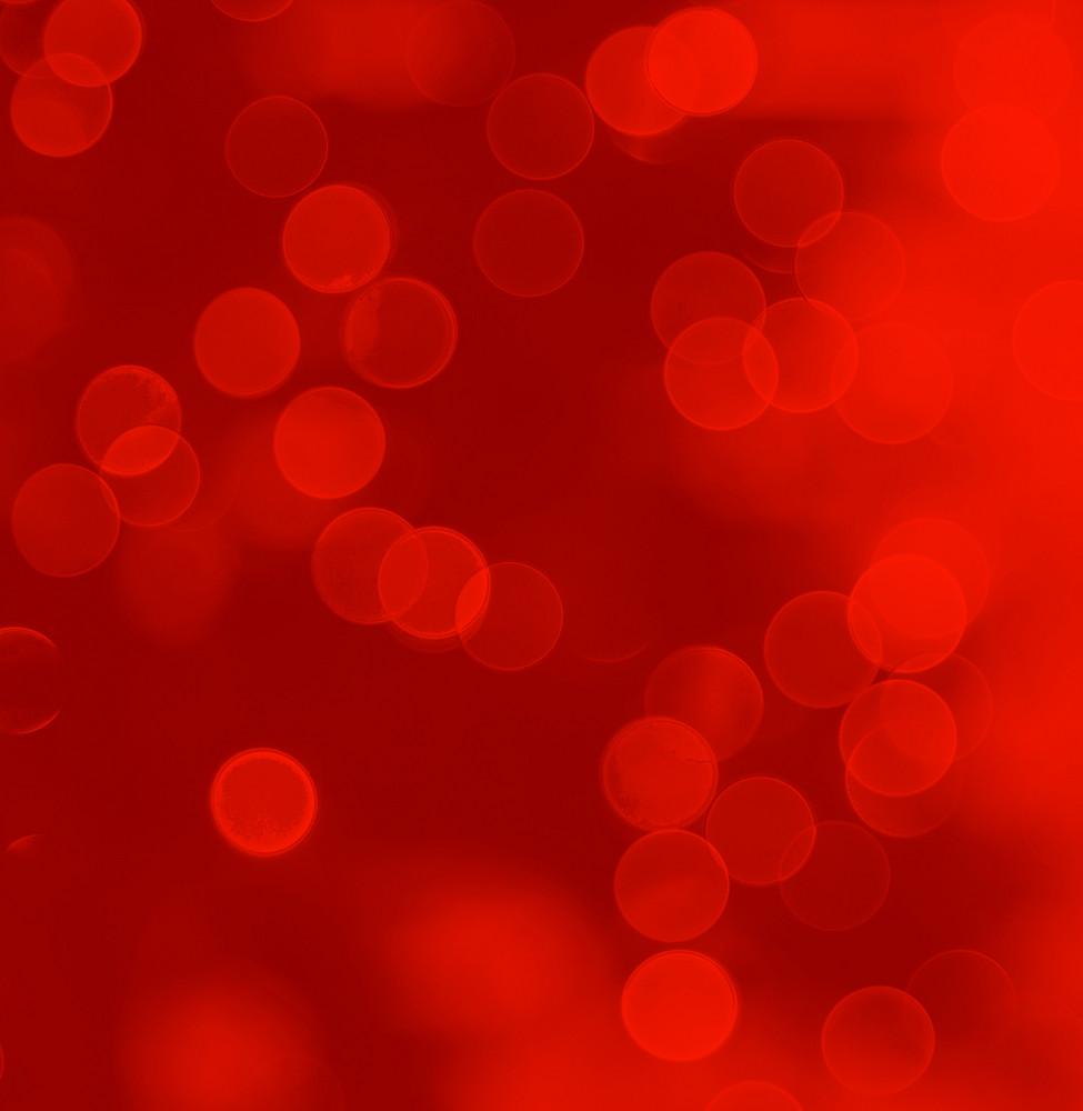 Red Blur Bubbles