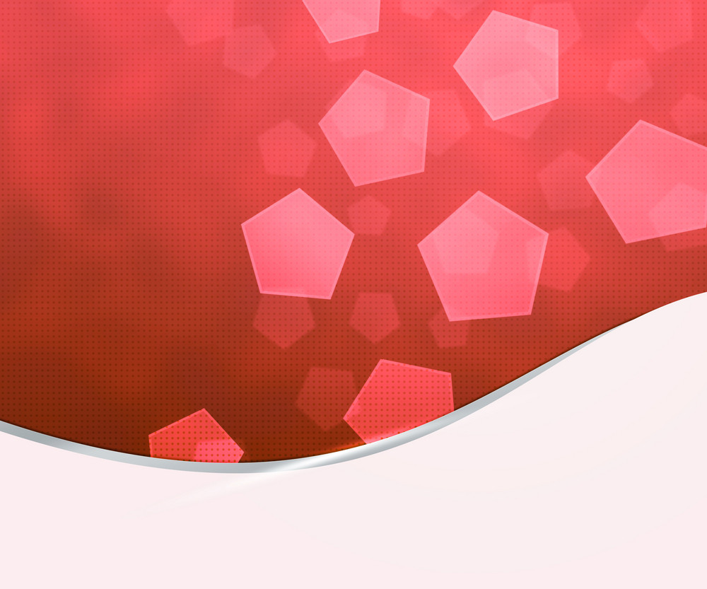 Red Business Background Texture