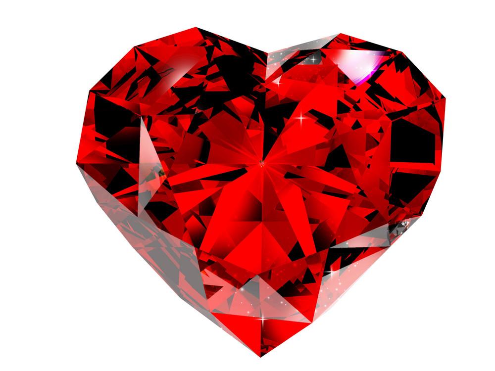Red Diamond 3d