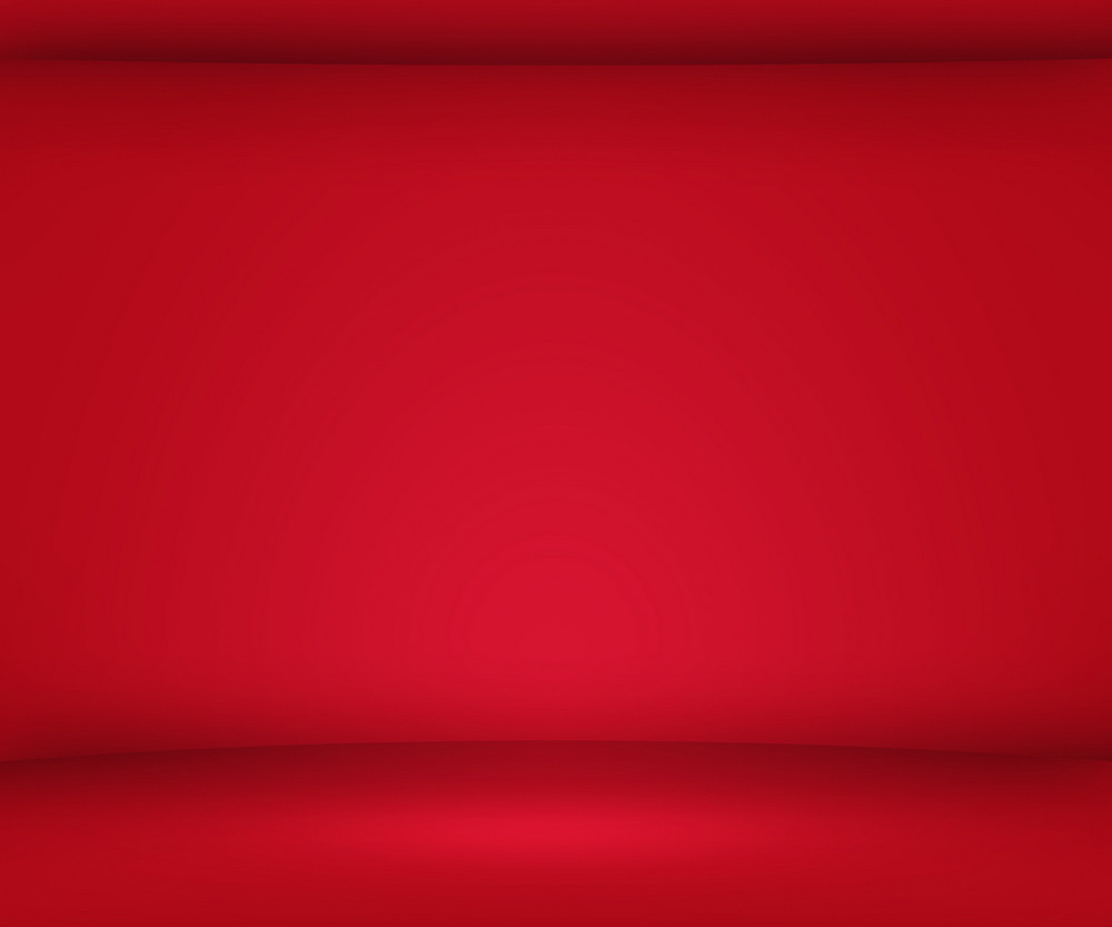 Red Empty Spot Background
