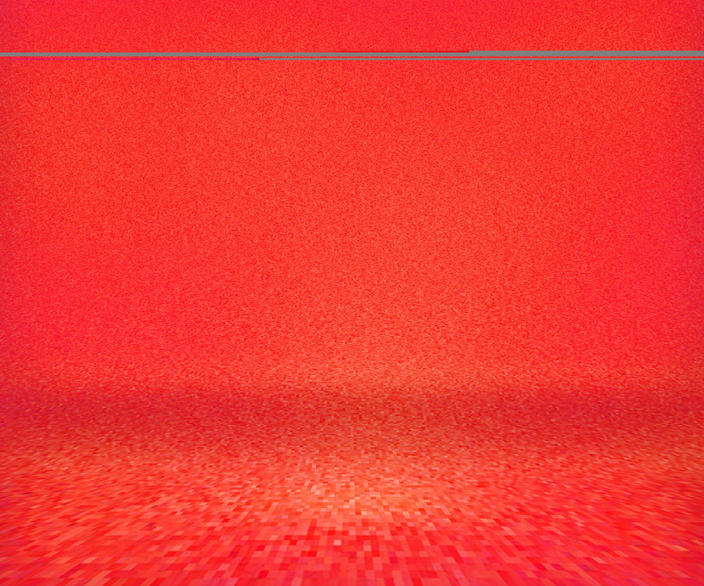 Red Floor Background
