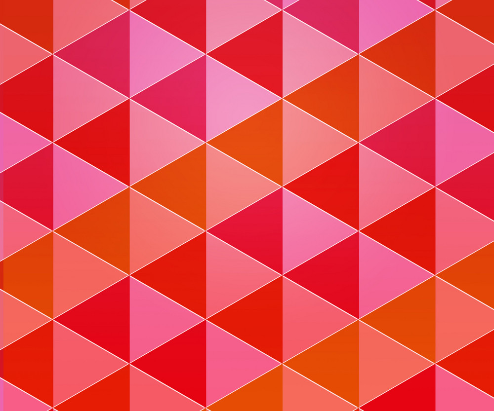 Red Hipster Background Texture