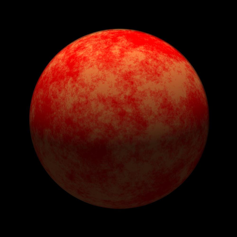 Red Planet No Coriolis Effect