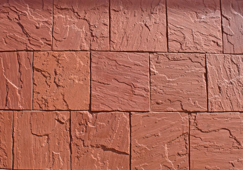 Red Stone Bricks Tiles