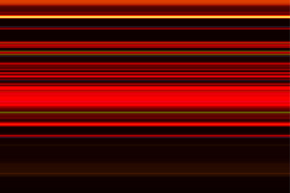 Red Striped Dark Background
