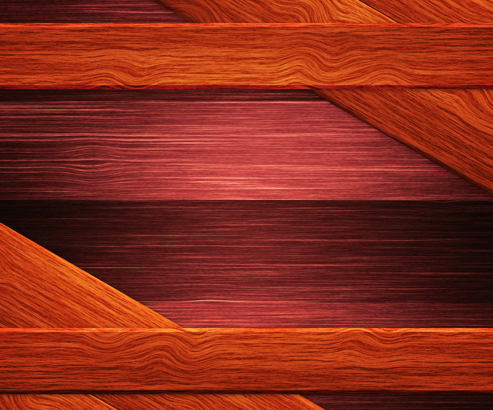 Red Timber Texture