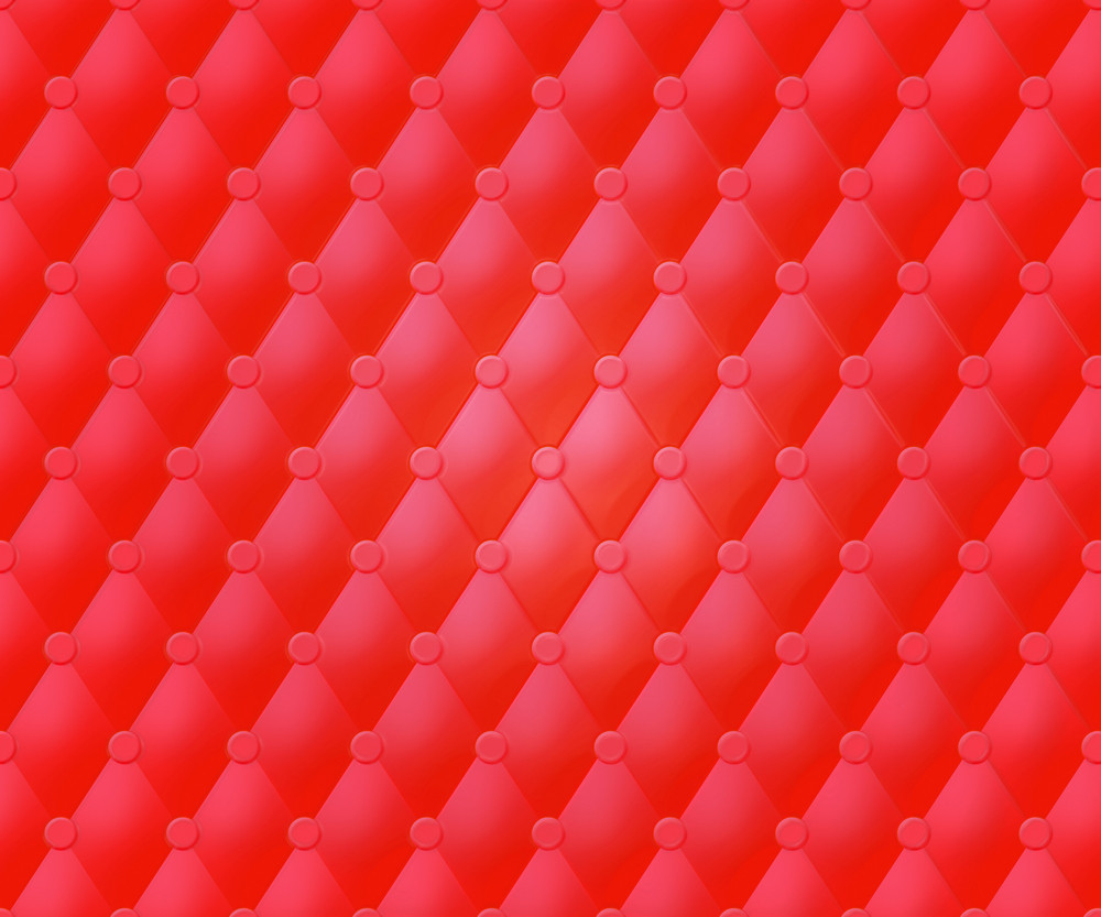 Red Upholstery Texture