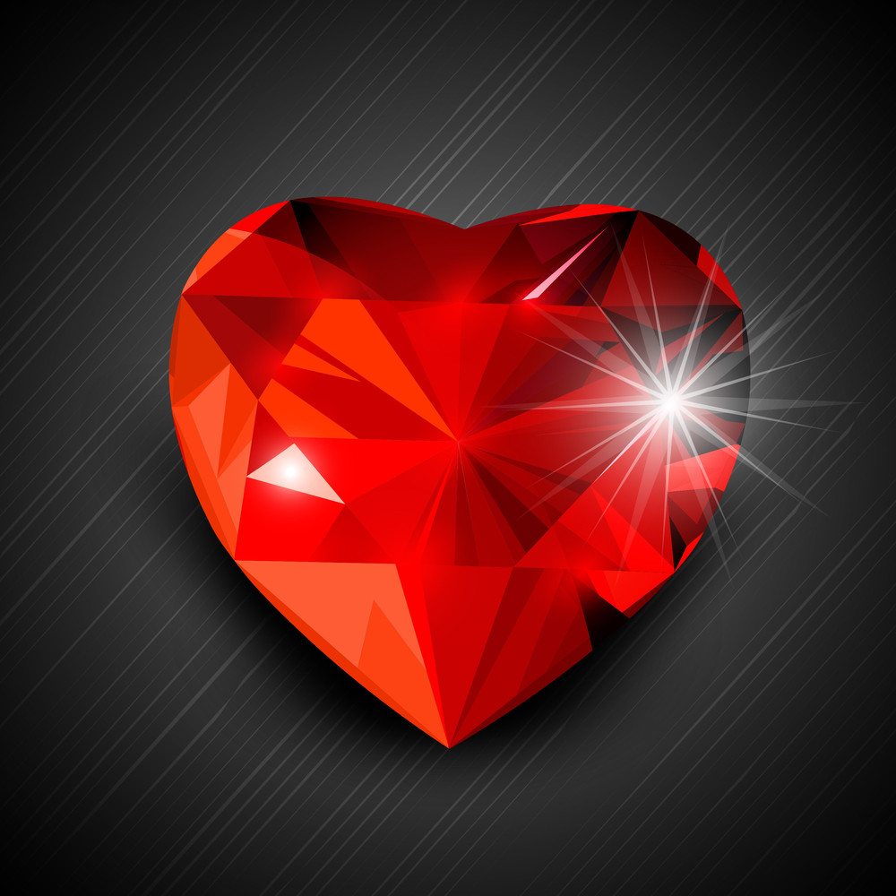 Red Valentine Heart.