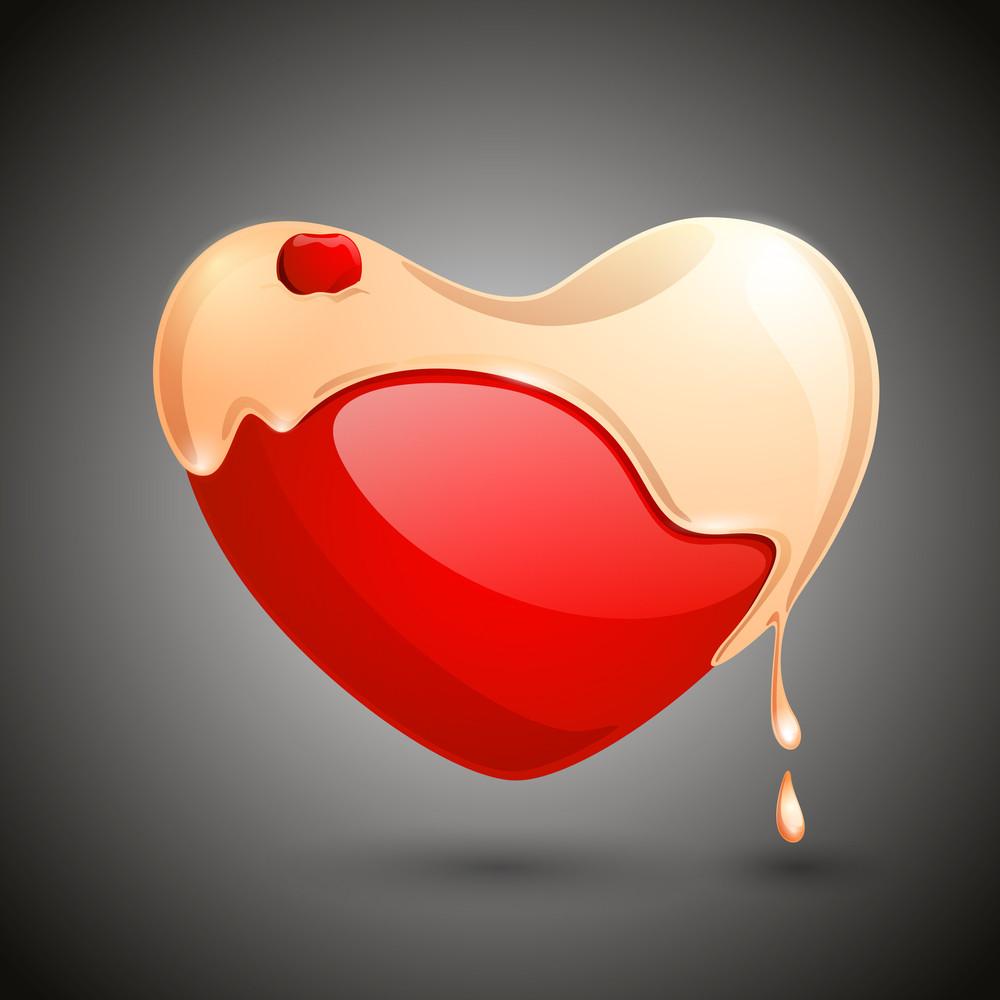 Red Valentine Heart.