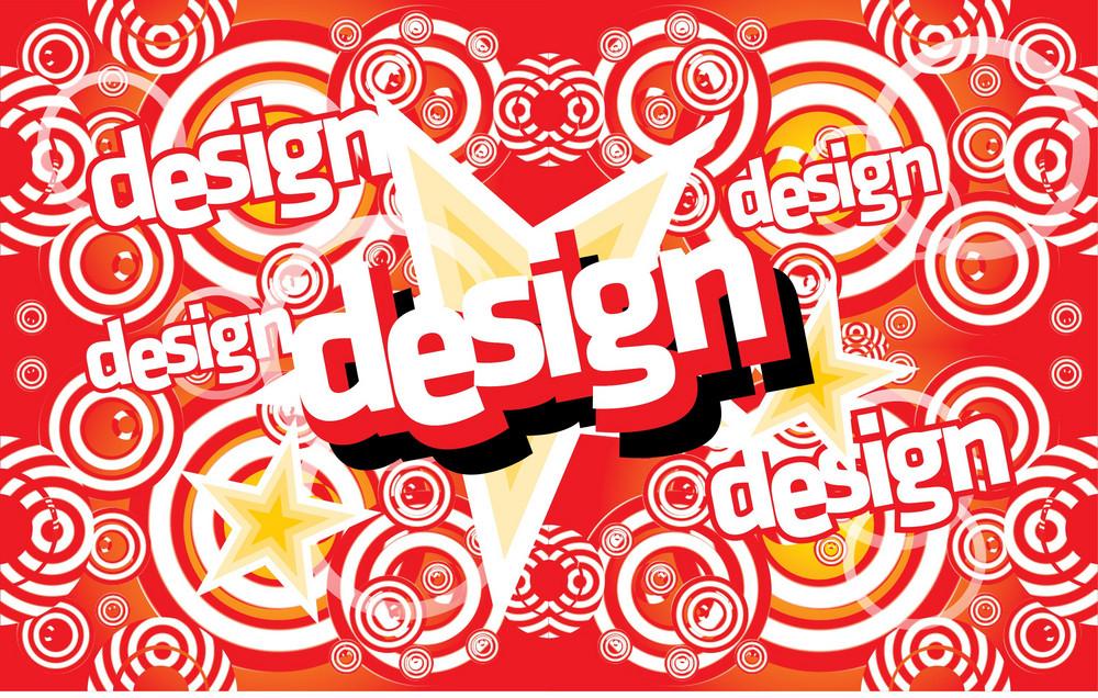 Red Vector Design