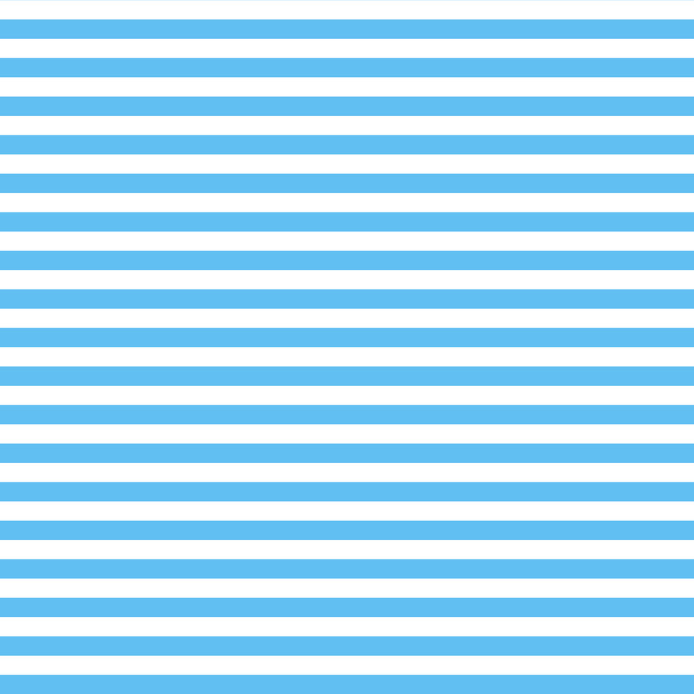Nautical Blue And White Striped Pattern
