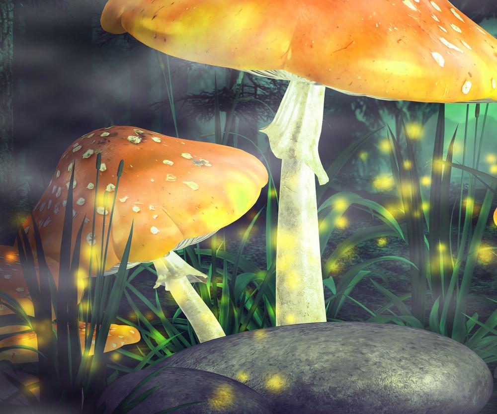 Remade Fantasy Backdrop