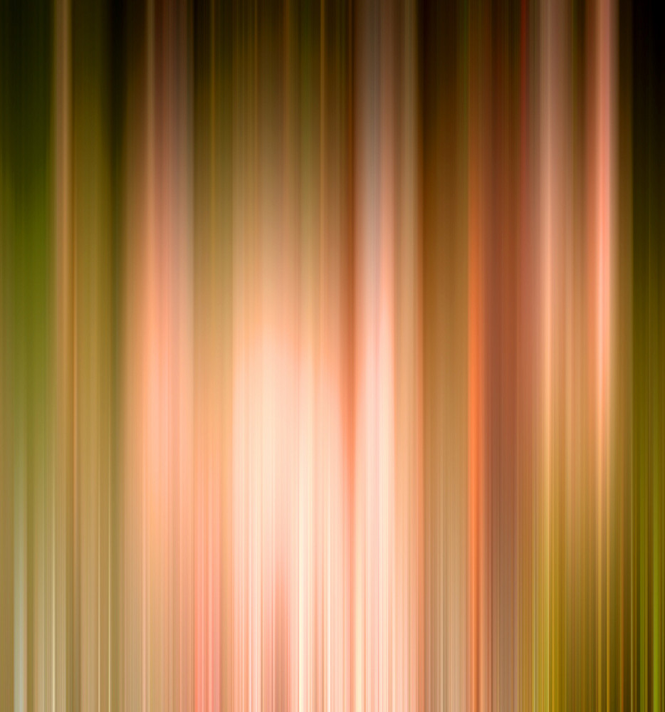 Retro Abstract Blur Lines