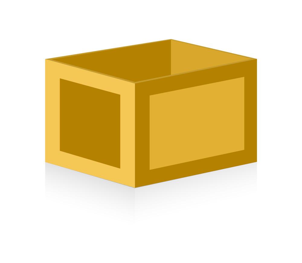 Retro Box Vector