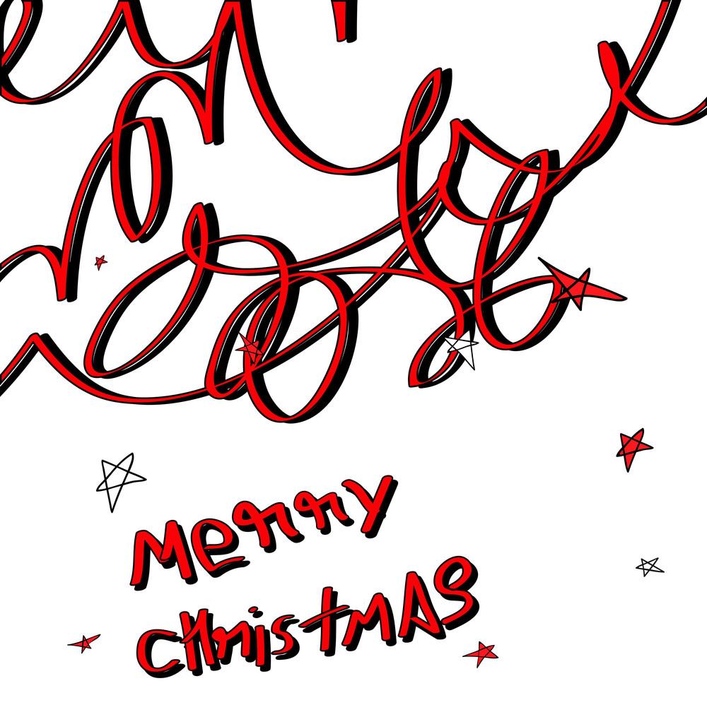 Retro Christmas Graphic Design